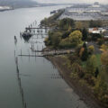 Photo of Cathedral Park Boat Launch one of the stops of proposed passenger ferry.