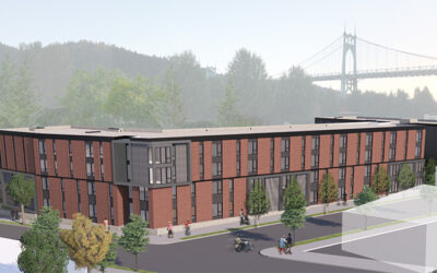 110-Unit Affordable Housing Coming to Cathedral Park
