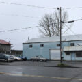 Picture of NW Metals scrap yard location at 9537 N. Columbia Blvd. in Portland