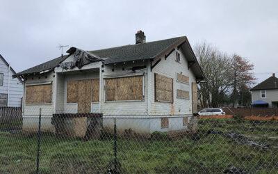 Do You Live Next To A Zombie House?